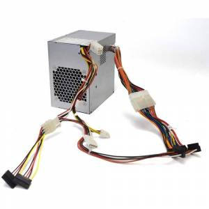 Overstock New K345R K346R M177R J775R Genuine OEM Dell 305 Watt Power supply Fits Optiplex 980 Tower MT PC Computer 24-Pin Mini (Black)