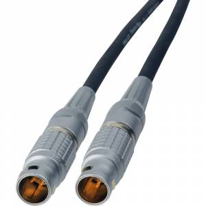 Overstock Laird RD1-PWR1-02 Red One 12V DC Power Cable Lemo 2B 6-Pin Male to 2B 6-Pin Male - 2 Foot