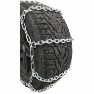 Overstock TireChain.com   285/65-20  7mm Square Boron Alloy Tire Chains, Spider Bungee
