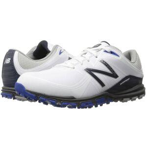 New Balance NBG1005 Minimus Spikeless Men's Golf Shoe (Medium - White - 8)
