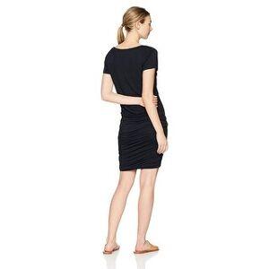 prAna Women's Foundation Dress, Black, Medium, Black, Size Medium