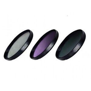 Venus Optics Laowa 9mm f/2.8 Zero-D with Case and Filters Bundle (Black)