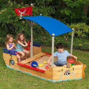 KidKraft Pirate Sandboat (Pirate Sandboat)