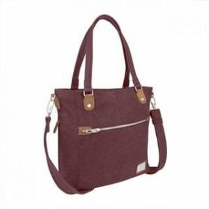Travelon Anti-theft Heritage Tote Bag (Red)