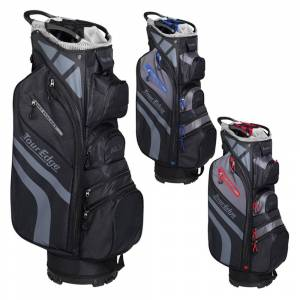 Edge Tour Edge HL4 Cart Bag (Black)