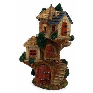 Marshall The Tree House Fairy Gardening Building (Tree House)