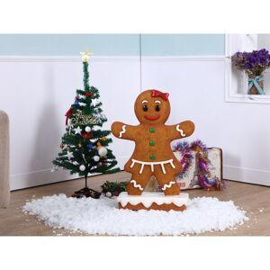 Hi-Line Gift Ltd. Gingerbread Girl Statue