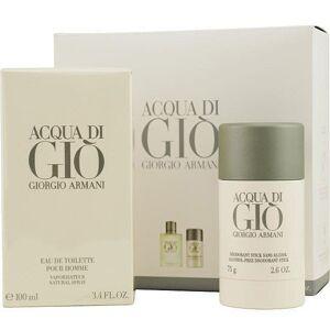 Giorgio Armani Di Gio Men's 2-piece Fragrance Set (1997 - Floral)