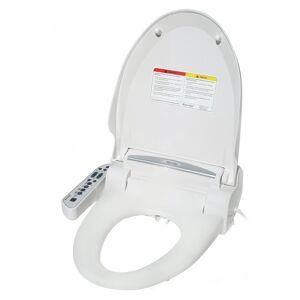SPT Magic Clean Bidet with Dryer (Round) (White)