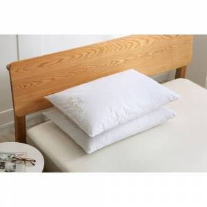 St. James Home Balance Pillow (Set of 2) - White (Standard)