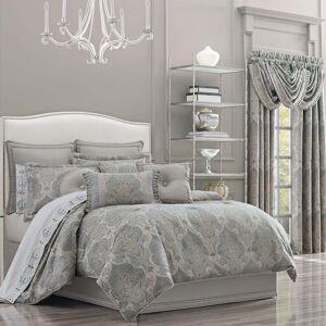 Five Queens Court Damian 4 Piece Comforter Set (California King)