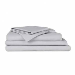 Poly and Bark Heavenly Sateen Bundle (Seagull Grey - Full)