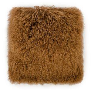 TOV Furniture Tibetan Sheep Copper Large Pillow (Copper)
