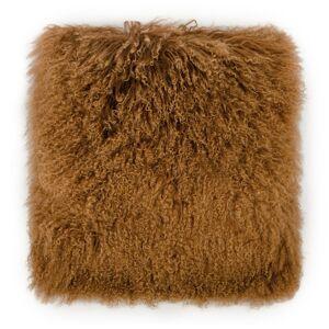 TOV Furniture Tibetan Sheep Copper Pillow (Copper)