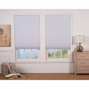 Copper Grove Yerevan 72-inch White Cordless Blackout Cellular Shade (47 X 72)