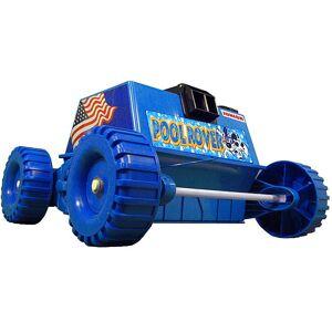 Aquabot Pool Rover Jr Cleaner for Above Ground Pools - Aqua (Aqua)