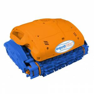 Blue Wave Aquafirst Robotic Cleaner for In Ground Pools - Blue (Blue)