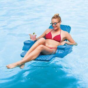 TRC Recreation Super Soft Folding Baja™ Chair (Bahama Blue)