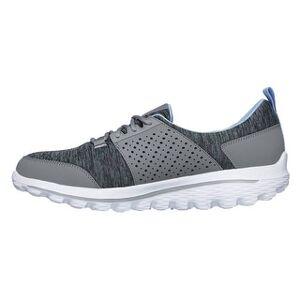 Skechers Women Go Walk 2 Sugar Relaxed Fit Spikeless Golf Shoes (6.5)