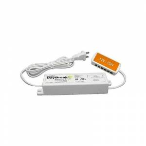 Overstock DayBreak 12V 15W Dimmable Driver with 12 Port ML Block - N/A