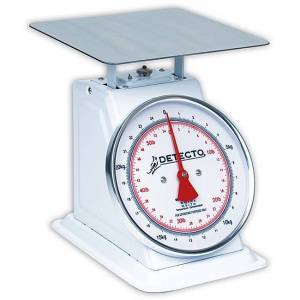 Detecto T25 Top Loading Dial Scale (Detecto Scale has been in business since 1900 and is the largest USA scale manufacturer. Detecto sets the