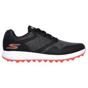 Skechers Women Go Golf Max - Cut Spikeless Golf Shoes (Black/Pink - 6.5)