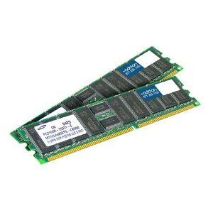 ADDON - MEMORY UPGRADES AddOn AM667D2DFB5/4G x2 JEDEC Standard Factory Original 8GB DDR2-667MHz Fully Buffered ECC Dual Rank 1.8V 240-pin CL5 FBDIMM
