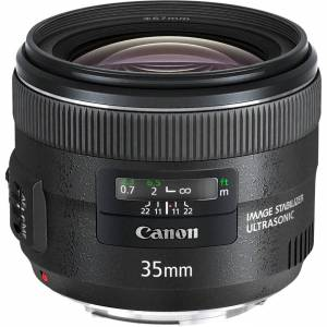 Canon 35 mm f/2 Wide Angle Lens for Canon EF/EF-S
