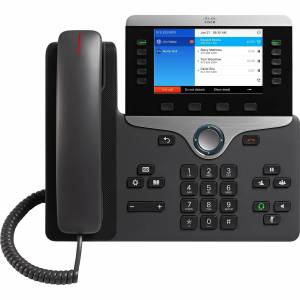 Cisco Systems 8841 IP Phone - Wall Mountable