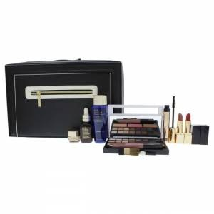 Estee Lauder Blockbuster Holiday Make Up by Estee Lauder for Women - 9 Pc Set