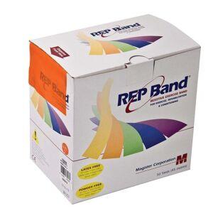 Fabrication Ent REP Latex-Free Exercise Band, 50 yard (Orange)