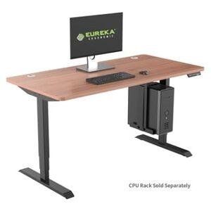 Eureka Ergonomic® E60 Height Adjustable Electric Standing Desk - 60 Inch (Natural)