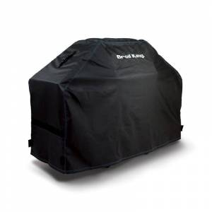 Broil King Heavy Duty PVC Polyester Grill Cover - Baron 300'S and Monarch