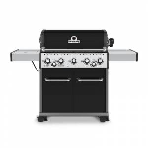 Broil King Baron 590 Stainless Steel Freestanding Liquid Propane Gas Grill