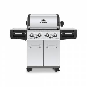 Broil King Regal 490 Pro Stainless Steel Grill (Propane Gas)