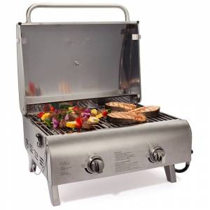 Cuisinart CGG-306 Chef's Style Stainless Gas Grill (Cuisinart Chef's Style Stainless Grill)