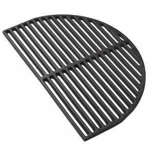 Primo Half Moon Cast Iron Searing Grate for Oval 200 (Oval 200)