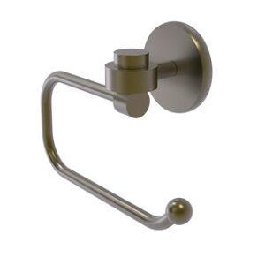 Allied Brass Satellite Orbit One Collection Euro Style Toilet Tissue Holder (Antique Brass)
