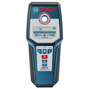 Bosch GMS120 Electric Wall Scanner (Various tools)