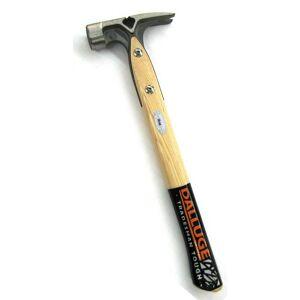Vaughan 7180 16 Oz Dalluge Framing Hammer Wood Handle (Hammers&screwdrivers)