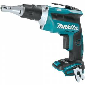 Makita 18V LXT® Lithium-Ion Brushless Cordless Drywall Screwdriver, Tool Only (Multi)