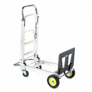 SAFCO PRODUCTS Safco Hide-away Folding Hand and Platform Truck (Collapsible)