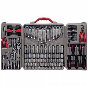 Cooper Hand Tools Crescent 148 Piece Professional Tool Set 1/4-1/2 Drive