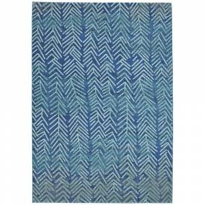 Grand Bazaar Milania Area Rug (Pacific 5' x 8')