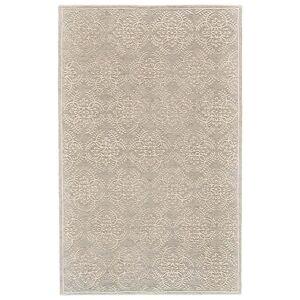 Grand Bazaar Eckels Area Rug (Light Sage/Ivory 5' x 8')