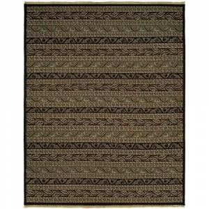 Kalaty Rug Soumak Natural Earth Hand-knotted Soumak Area Rug (Earth 10' x 14')