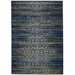 "Grand Bazaar Omari Area Rug (Midnight Blue 4'-3"" X 6'-3"")"