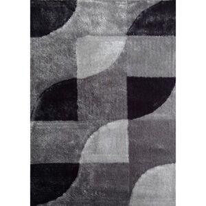 Overstock alfombras para casas modernas - Big (Grey - Polyester - Indoor)