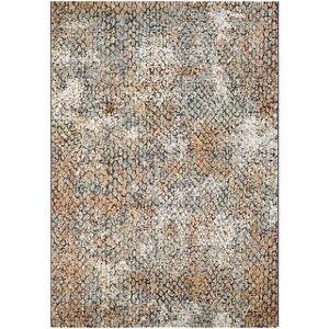 "Dream Decor Rugs Provencal Pebbles Area Rug (Beige 5'3"" x 7'6"")"