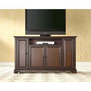 "Crosley Furniture Alexandria Vintage Mahogany Wood 60-inch TV Stand (Alexandria 60"" TV Stand)"
